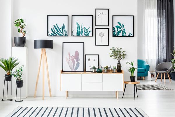 Cómo decorar un salón: Claves y Consejos