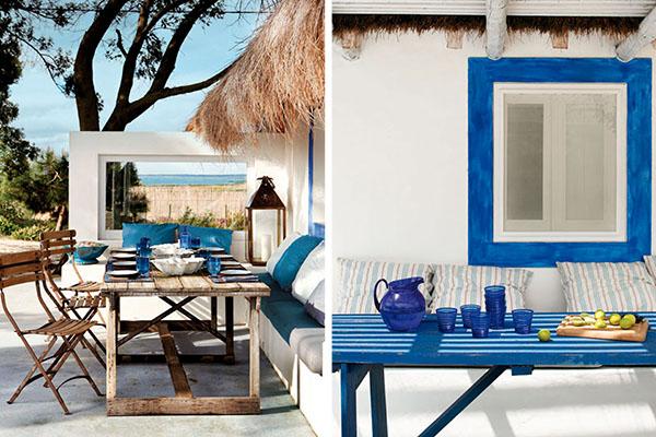 Decoración exteriores- Jardín o terraza Mediterráneo