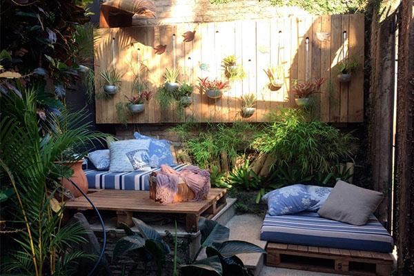 Decoración exteriores- Jardín o terraza Rústico