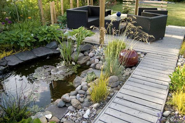 Decoración exteriores- Jardín o terraza Zen
