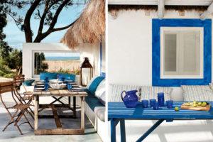 decoracion exteriores estilo mediterraneo